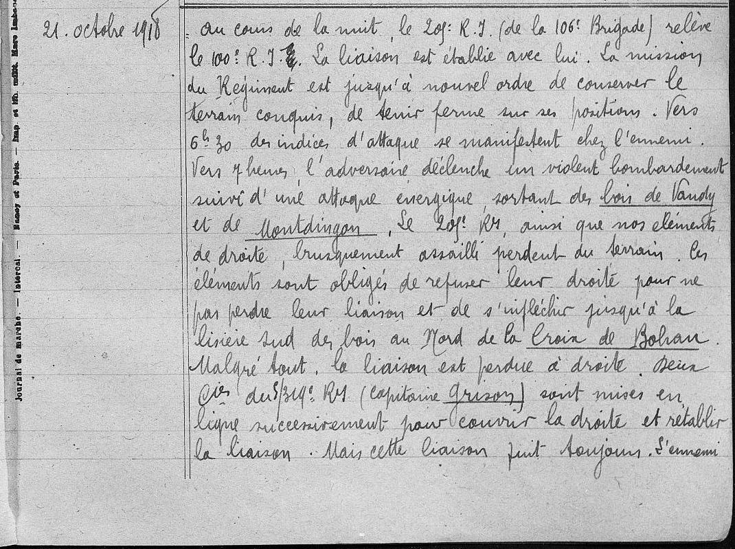 21 octobre 1918 3