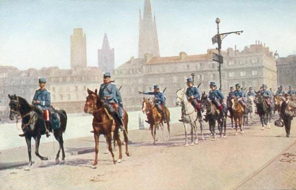 7e hussards a rouen
