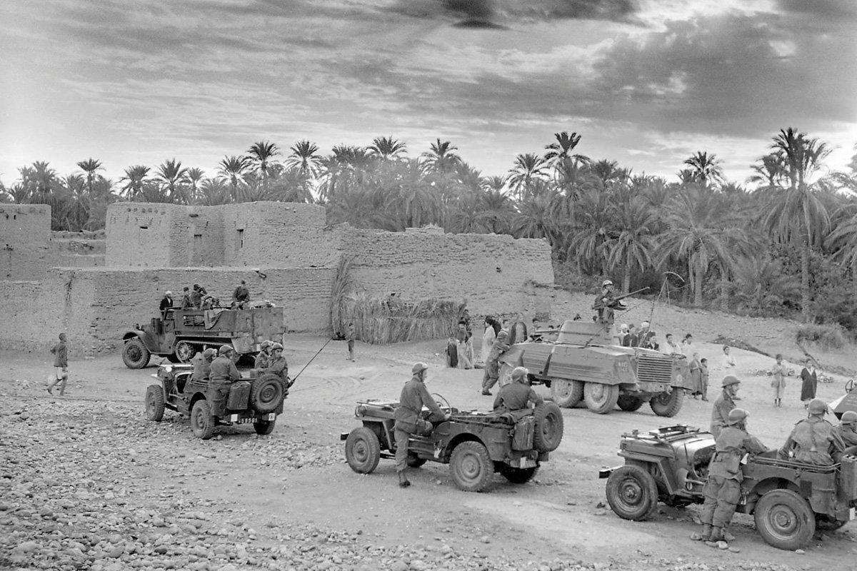 Apres les actions terroristes du 1er novembre 1954 en 2175293 1200x800