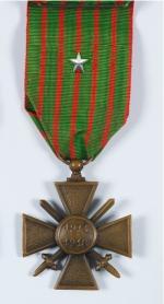 Croix de guerre de la guerre 14 18