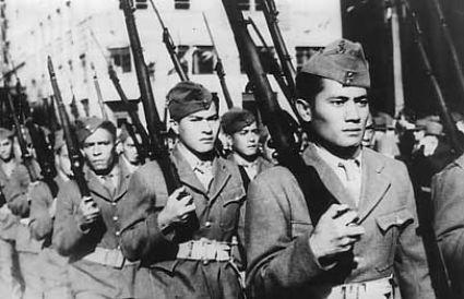 Infanterie marine pacifique