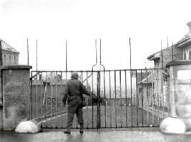 Gates stalag 13 germany