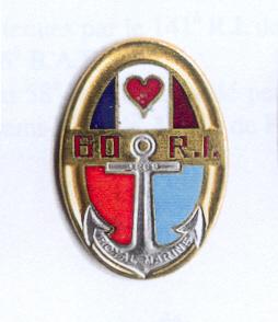 Insigne regimentaire du 60e regiment d infanterie 1939
