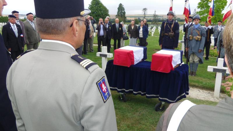 Necropole d albert somme le 2882012