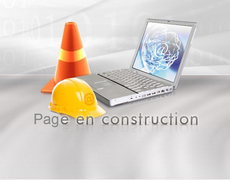 Page en construction 1