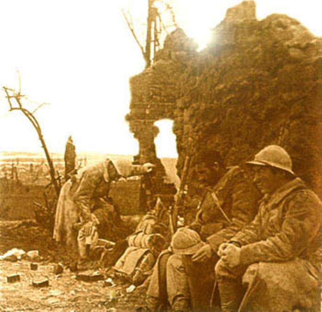 Perthes soldats