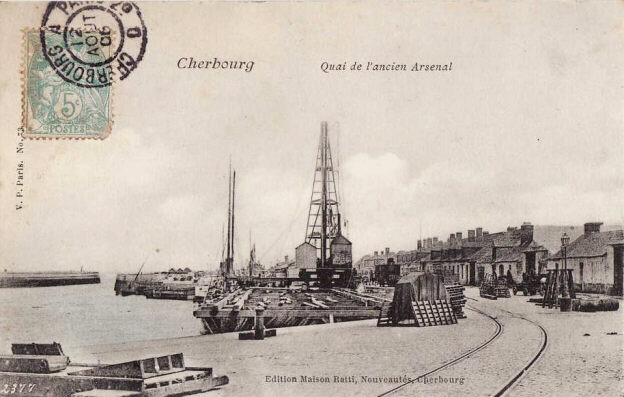 Pgm port arsenal